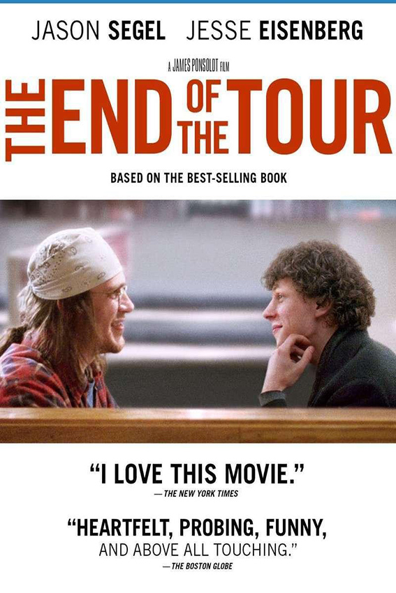 The End of the Tour [2015 USA Movie]