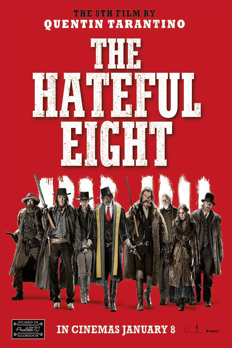 The Hateful Eight [2015 USA Movie]
