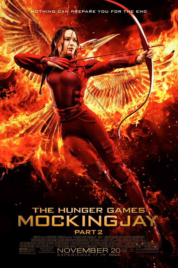The Hunger Games Mockingjay Part 2 [2015 USA & Germany Movie]