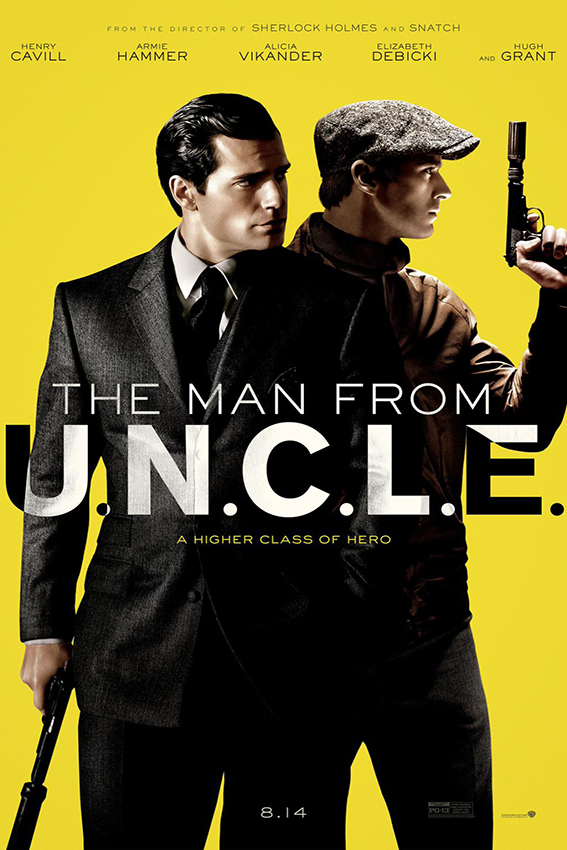 The Man From UNCLE [2015 USA & UK Movie]