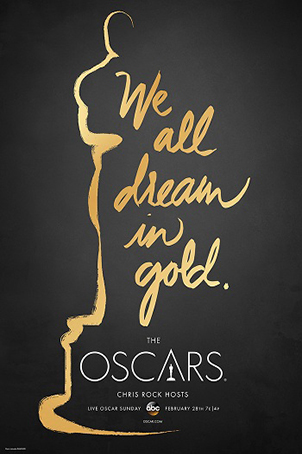 The 88th Annual Academy Awards 2016 (The Oscars)