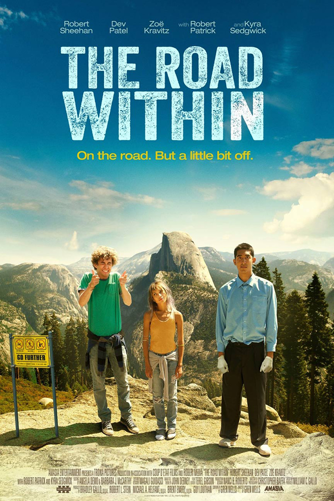 The Road Within [2015 USA Movie]