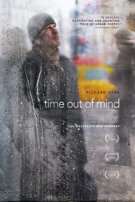 Time Out Of Mind [2015 USA Movie]