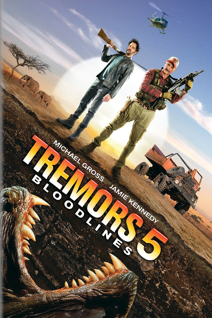 Tremors 5: Bloodlines [2015 USA Movie]
