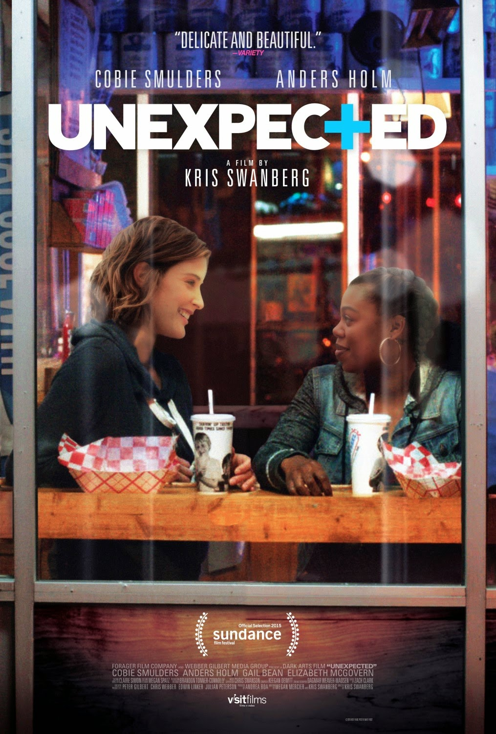 Unexpected [2015 USA Movie]