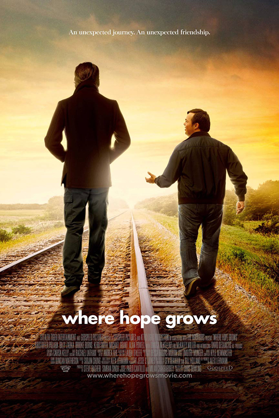 Where Hope Grows [2015 USA Movie]