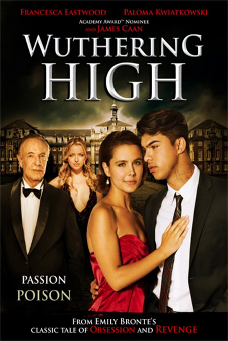 Wuthering High School [2015 USA Movie]