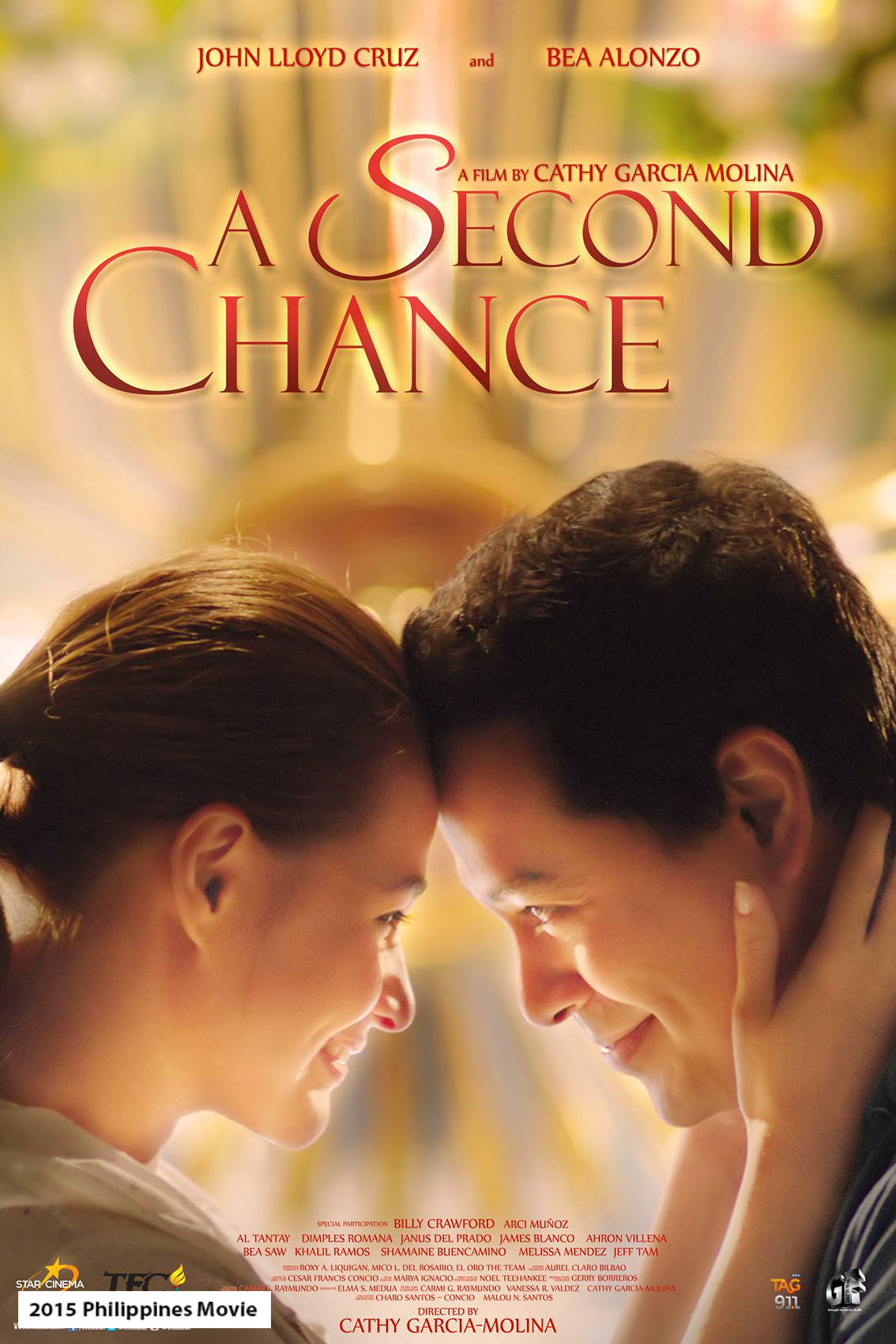 A Second Chance [2015 Philippines Movie]