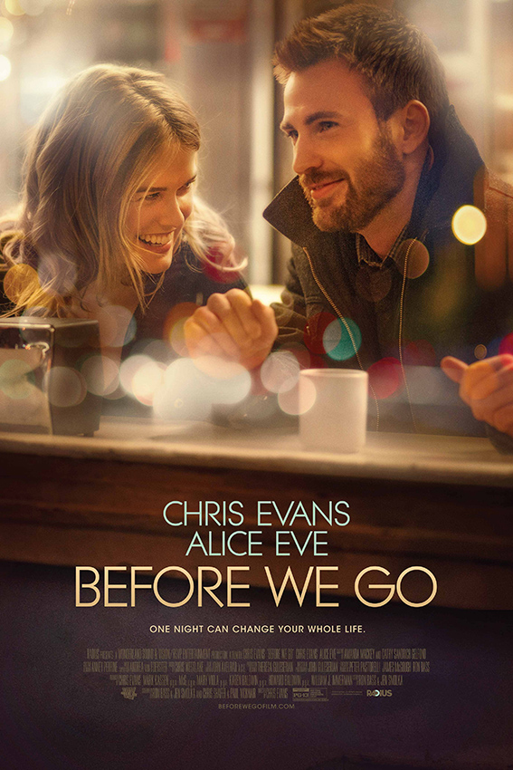 Before We go 2015 USA Movie