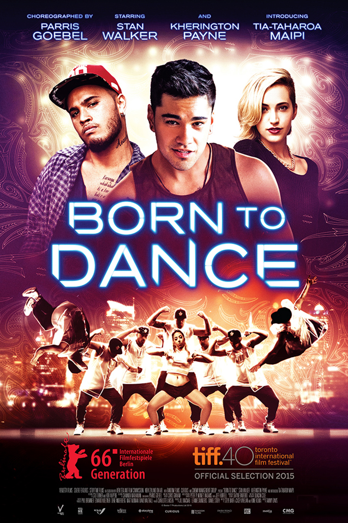 Born to Dance [2015 New Zealand Movie]