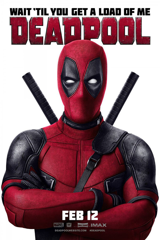 Deadpool [2016 USA & Canada Movie]