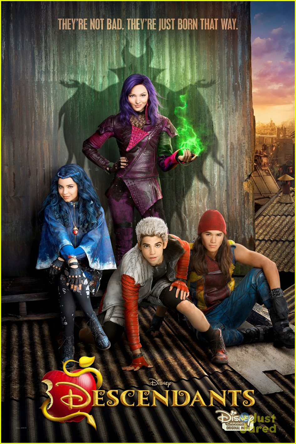 Descendants [2015 USA Movie]