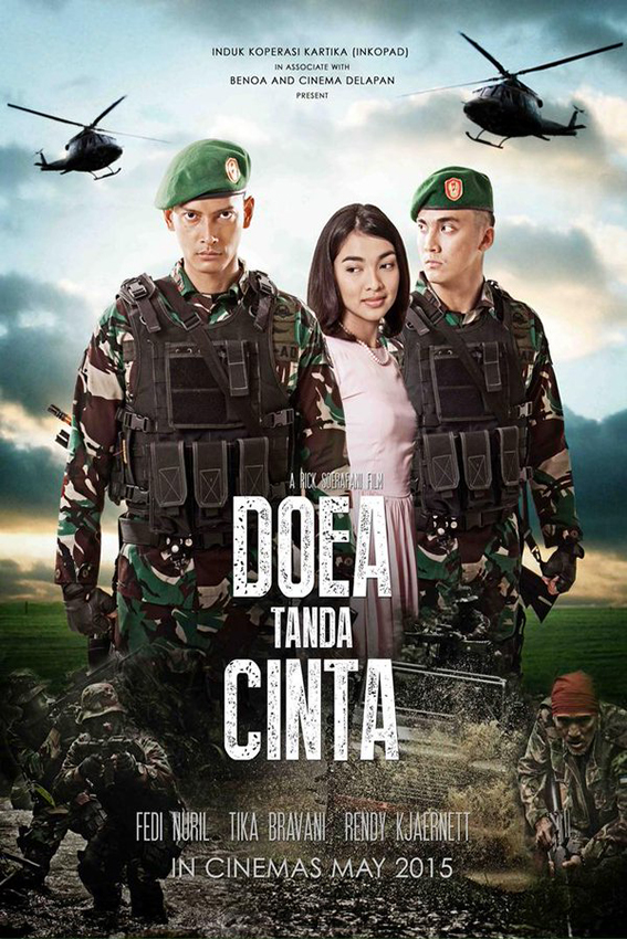 Doea Tanda Cinta [2015 Indonesia Movie]