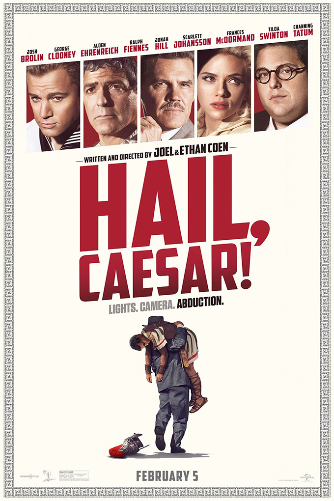 Hail Caesar [2016 UK, USA & Japan Movie]