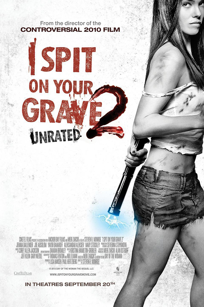 I Spit On Your Grave 2 [2013 USA Movie]