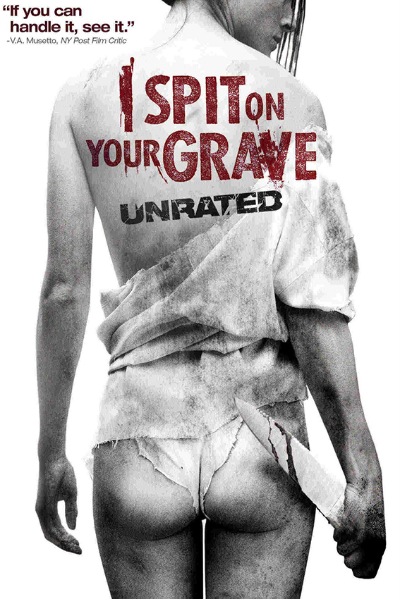 I Spit On Your Grave [2010 USA Movie]
