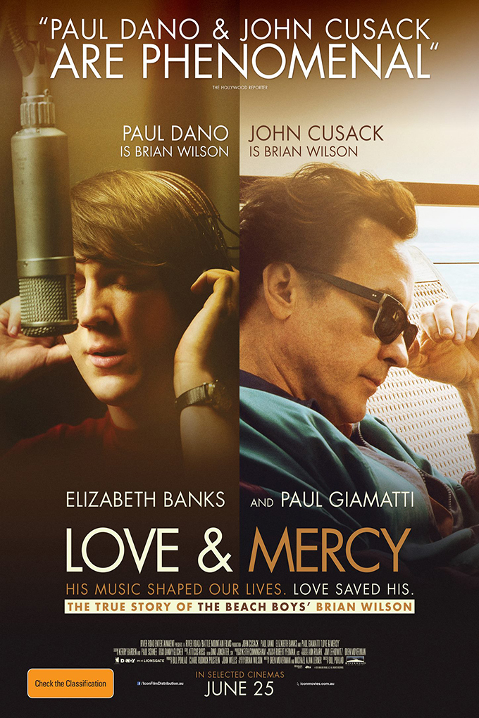 Love & Mercy [2015 USA Movie]