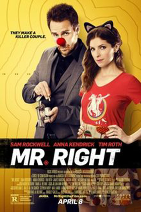 Mr Right [2016 USA Movie]