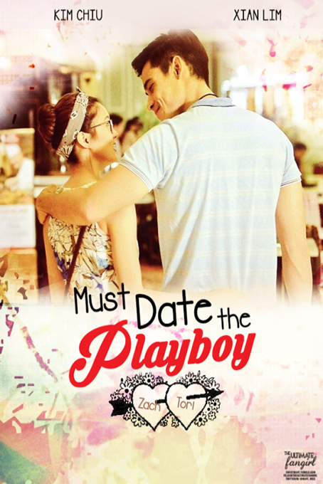 Must Date the Playboy [2015 Philippines Movie]