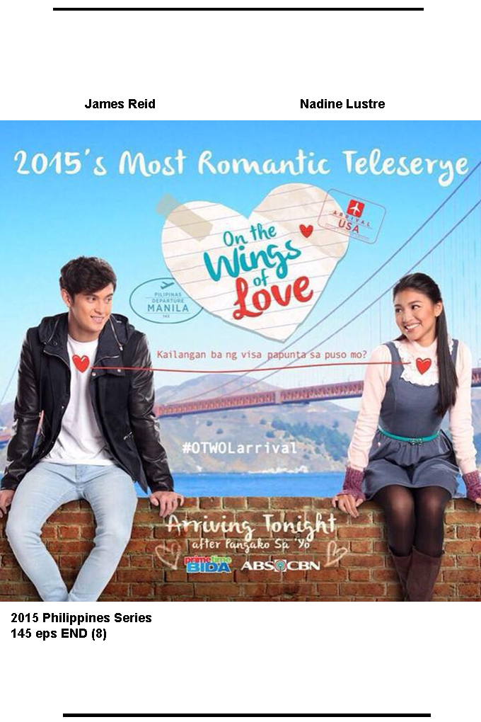 On The Wings of Love [2015 Philippines Series] 145 eps END (8)
