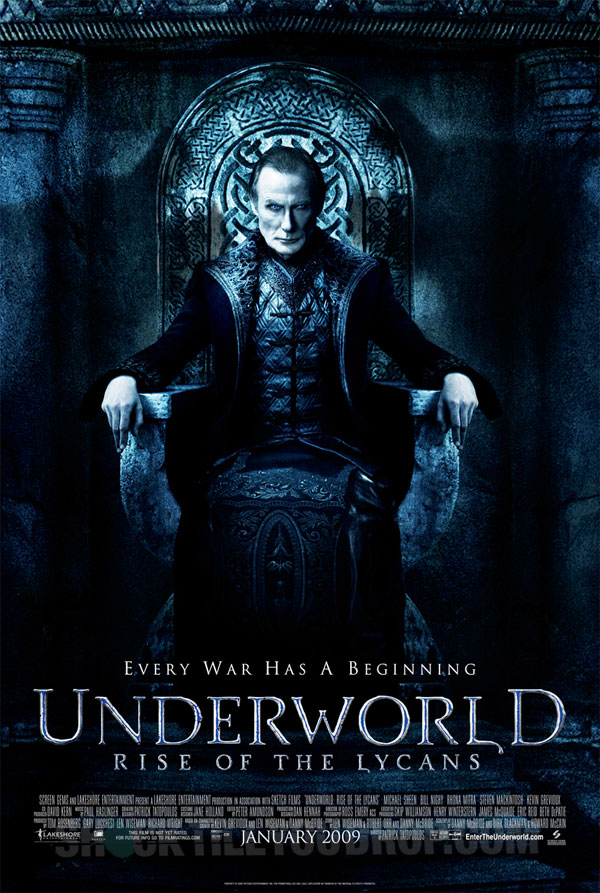 Underworld 3: Rise of the Lycans [2009 USA Movie]