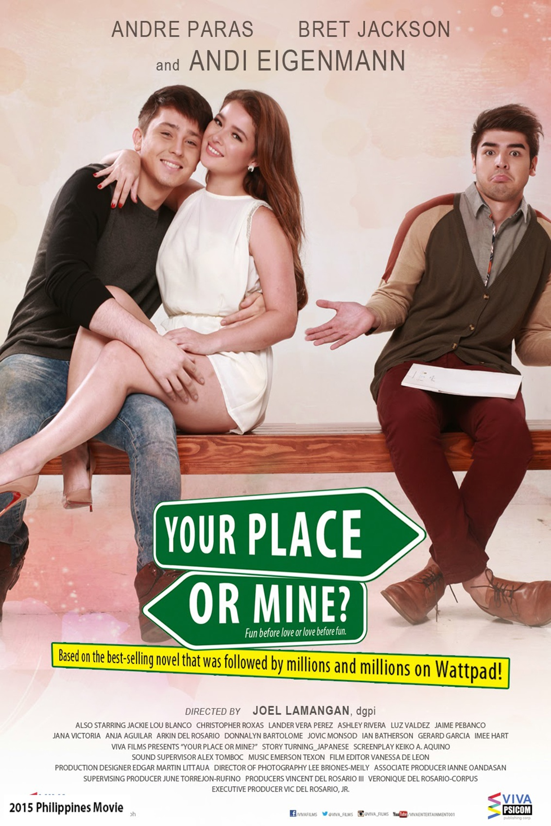 Your Place or Mine [2015 Philippines Movie]