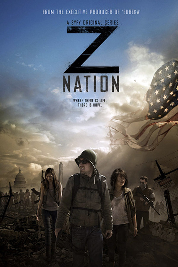 Z Nation SEASON 1 Complete [2014 – Current USA Series]