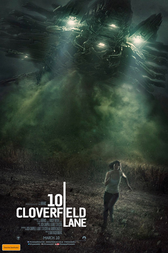 10 Cloverfield Lane [2016 USA Movie]
