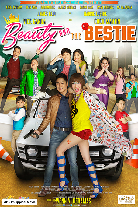 Beauty and the Bestie [2015 Philippines Movie]