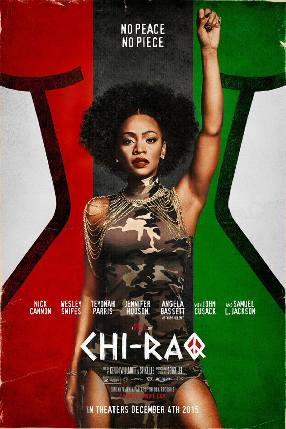 Chi Raq [2015 USA Movie]