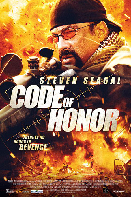 Code of Honor [2016 USA Movie]