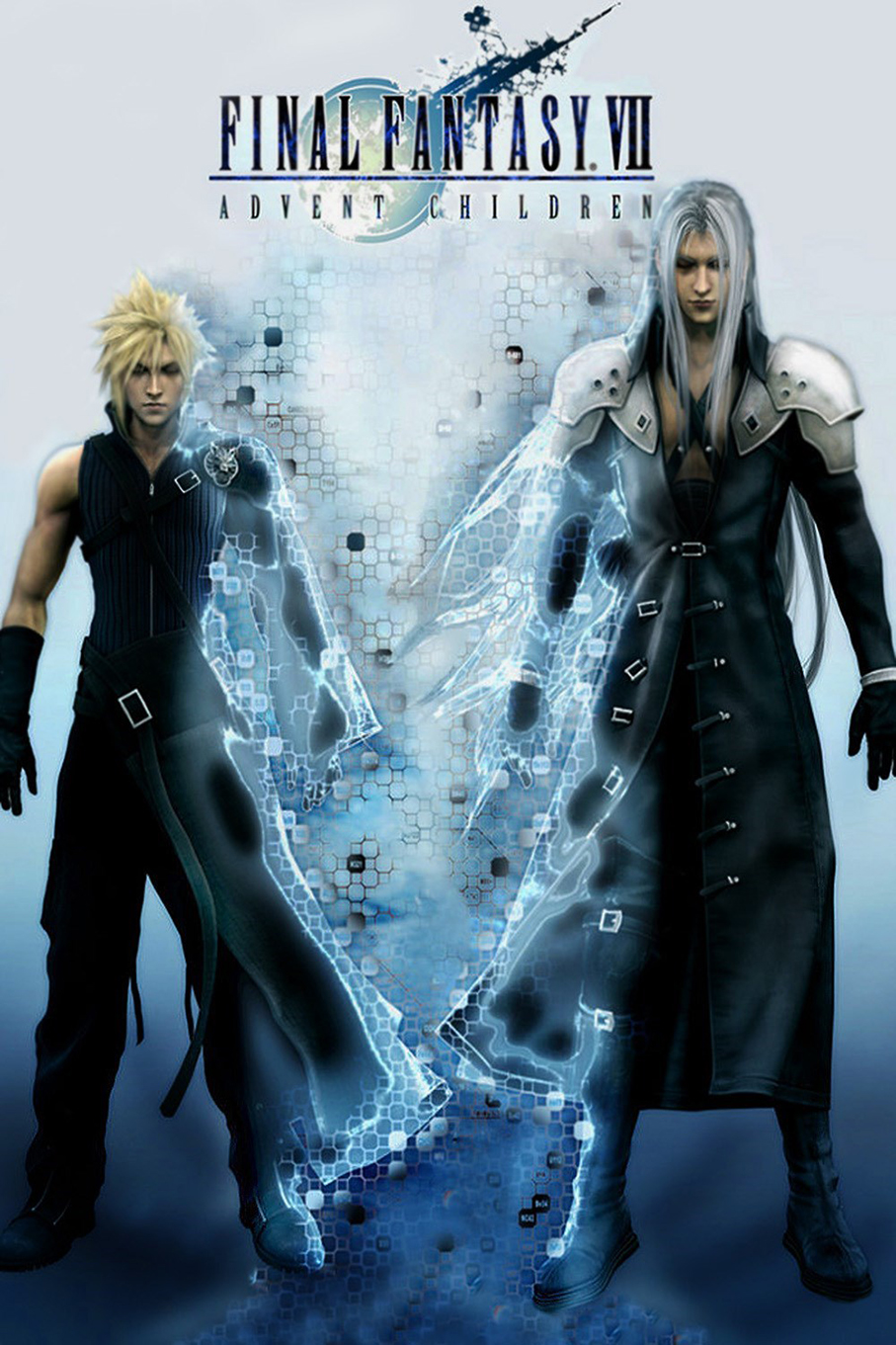 Final Fantasy 7 Advent Children [2005 Japan Movie]