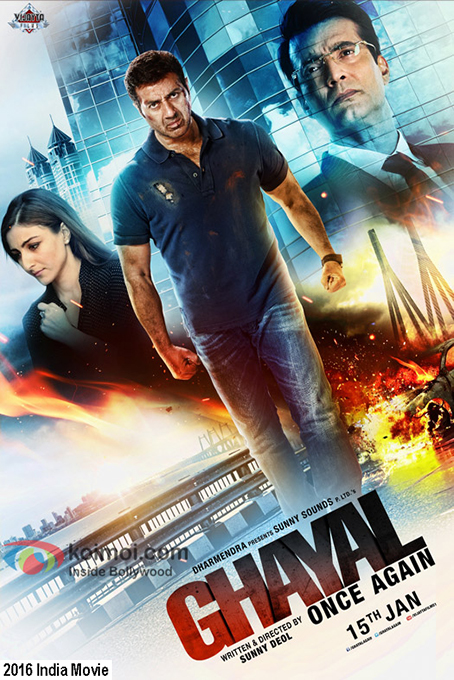 Ghayal Once Again [2016 India Movie]