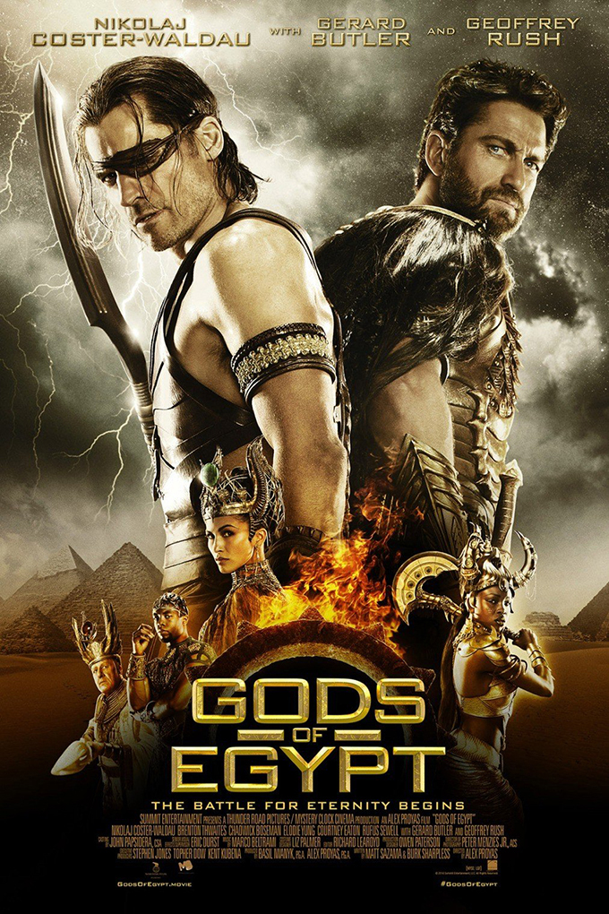 Gods of Egypt [2016 USA Movie]