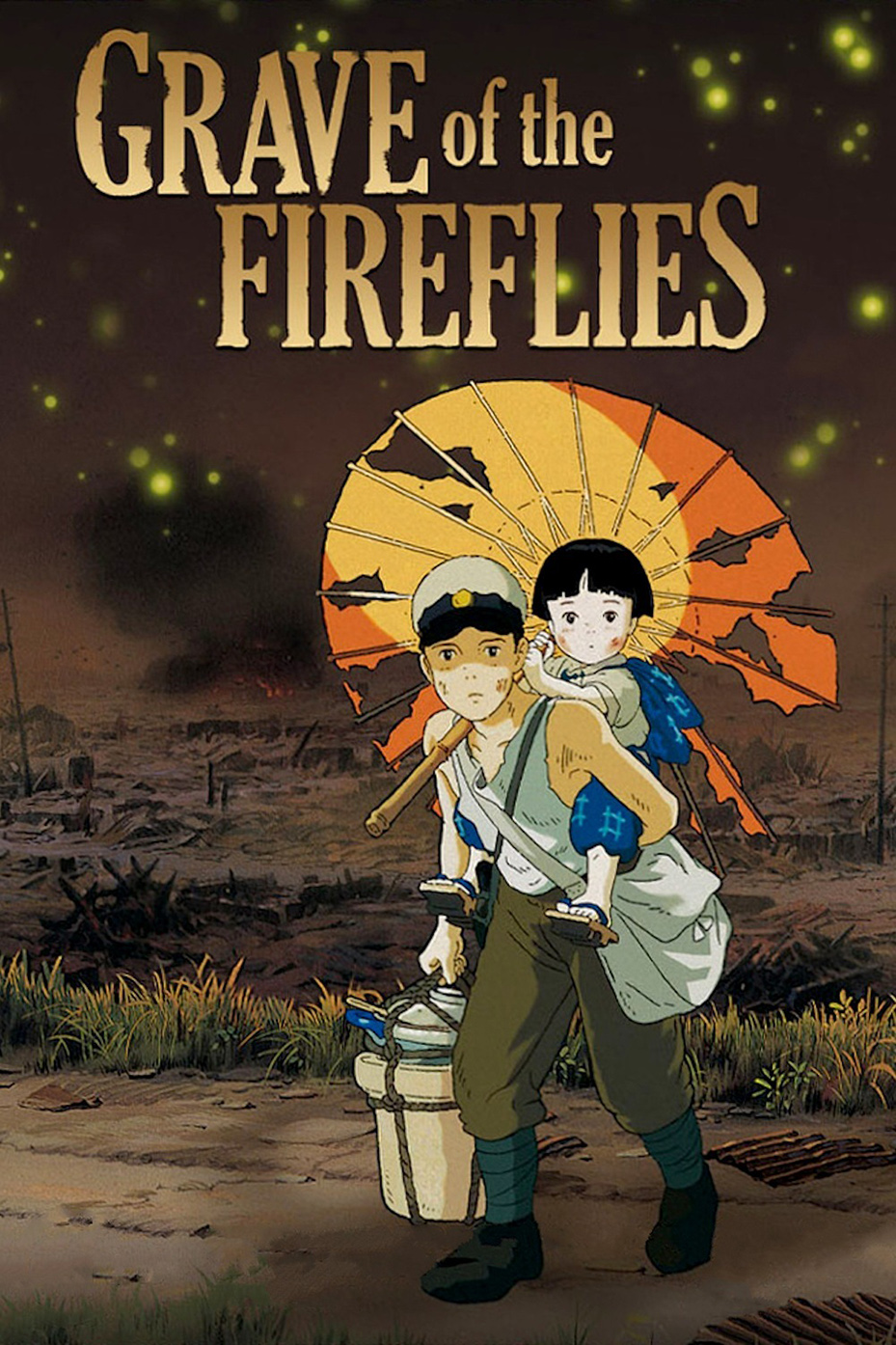 Grave of Fireflies [1988 Japan Movie]
