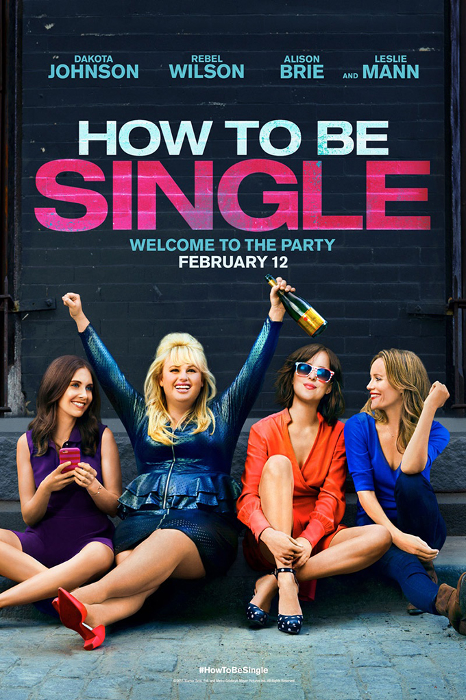 How to be Single [2016 USA Movie]