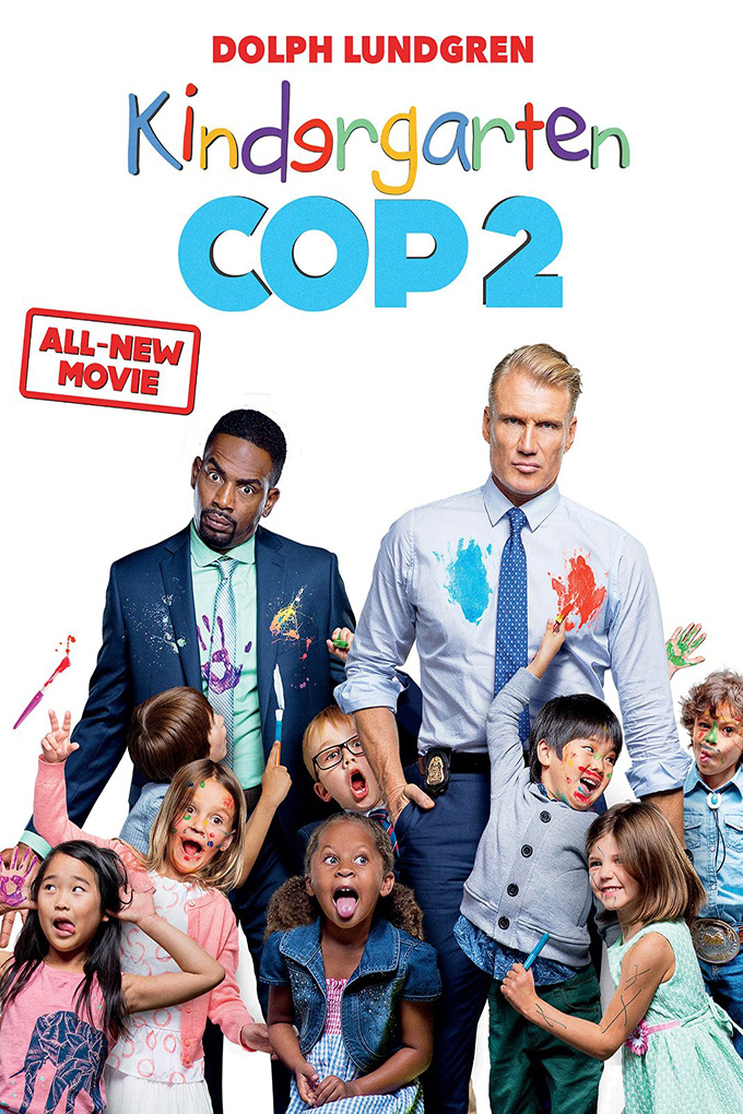 Kindergarten Cop 2 [2016 USA Movie]