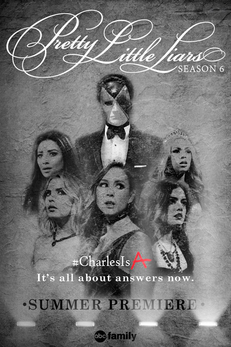 Pretty Little Liars SEASON 6 Complete [2010 – Current USA Series]