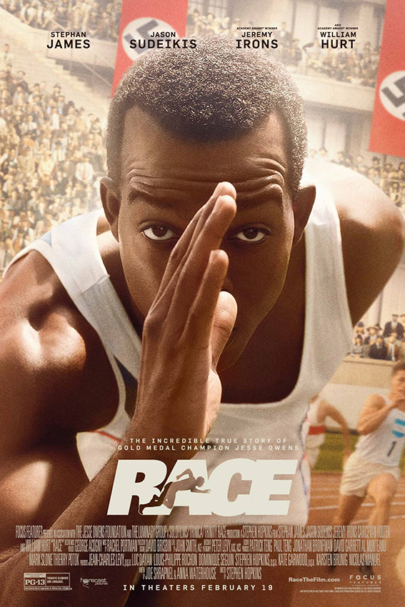 Race [2016 Canada & Germany Movie]