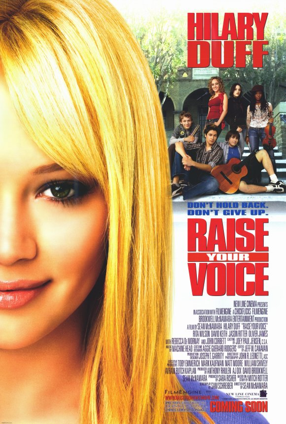 Raise Your Voice [2004 USA Movie]