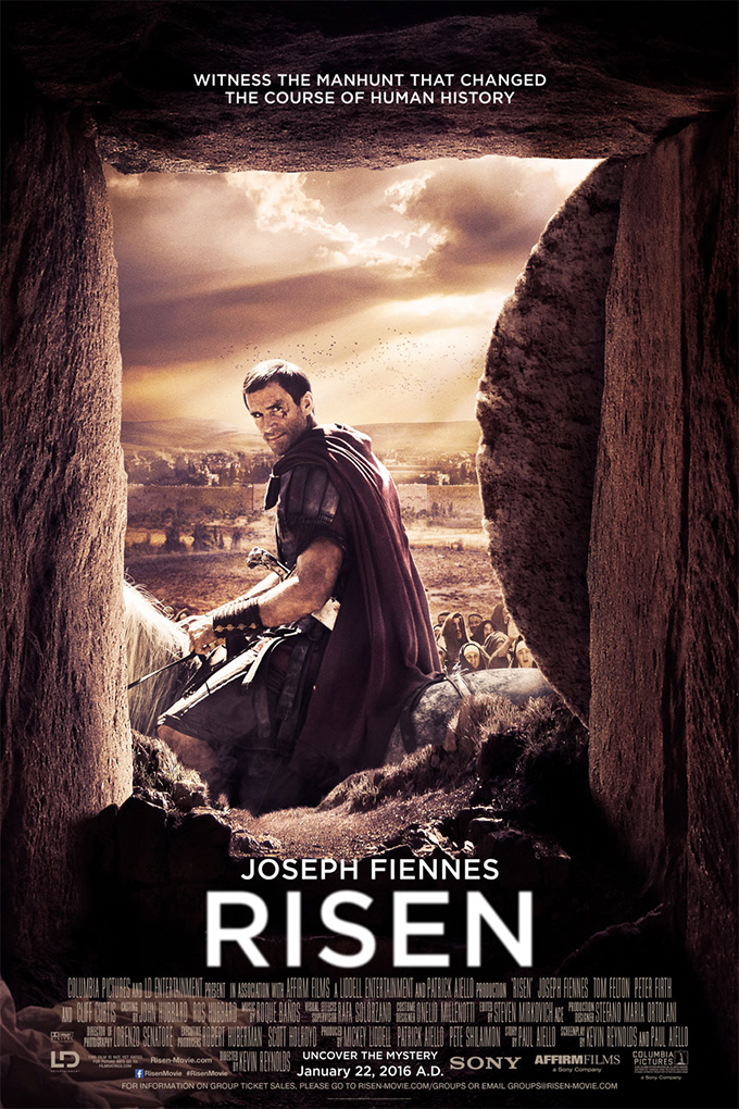 Risen [2016 USA Movie]