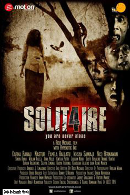 Solit4ire: You Are Never Alone [2014 Indonesia Movie]