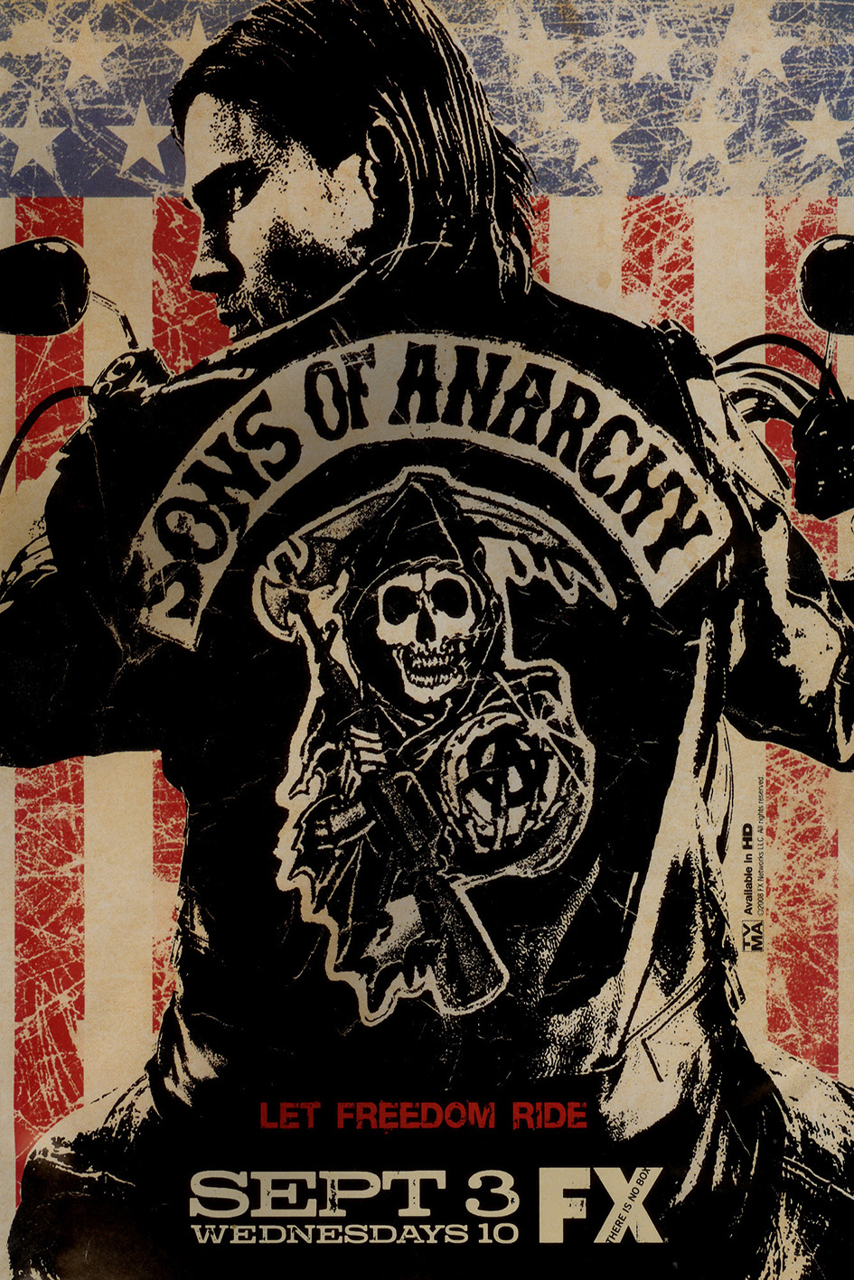 Sons of Anarchy SEASON 7 Completed [2008 – 2014 USA Series]