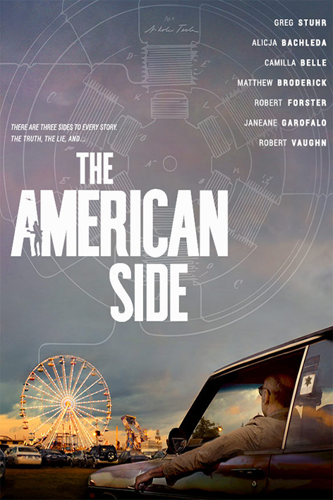 The American Side [2016 USA Movie]