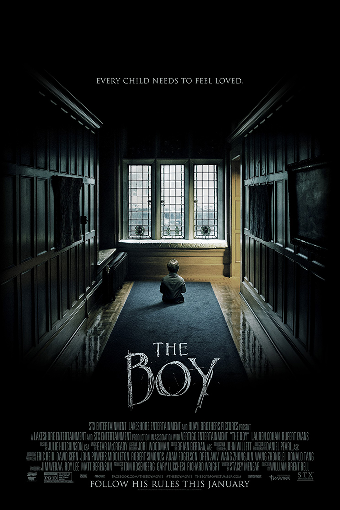 The Boy [2016 USA Movie]
