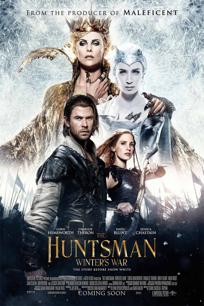 The Huntsman: Winter's War [2016 USA Movie]