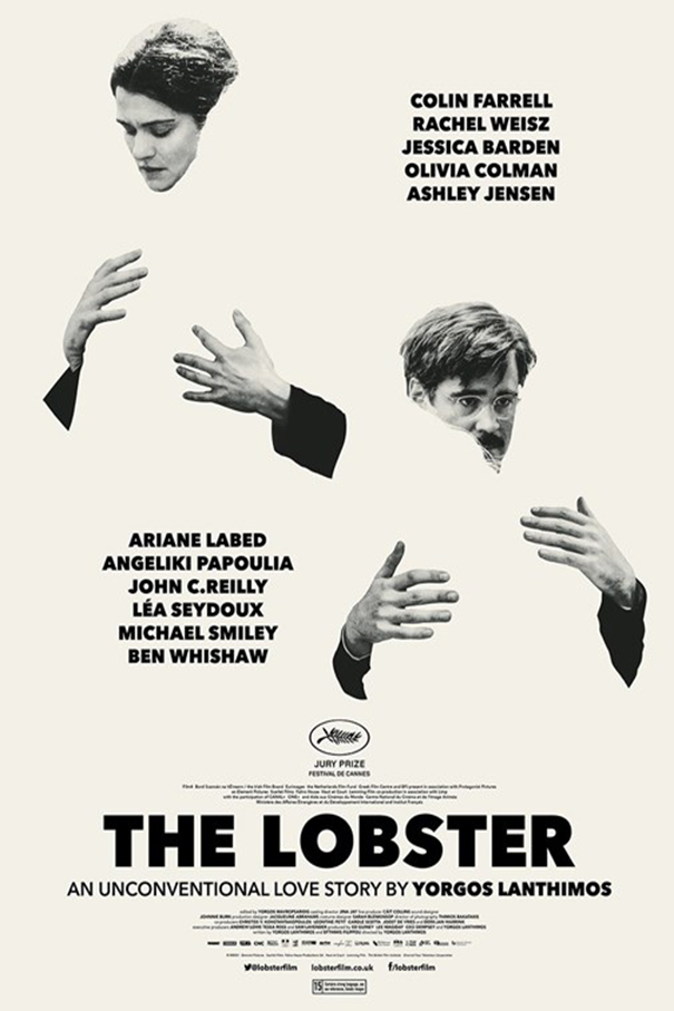 The Lobster [2016 UK, Ireland, France, Netherlands & Greece Movie]