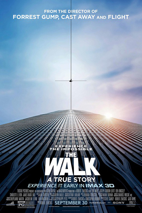The Walk [2015 USA Movie]