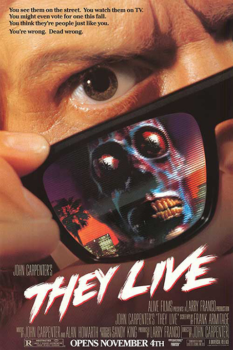 They Live [1988 USA Movie]
