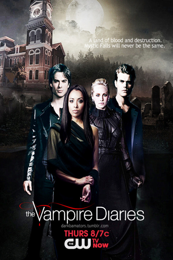 Vampire Diaries SEASON 7 Completed [2009 – Current USA Series]